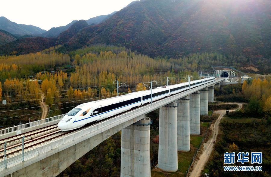 西成高铁开辟西部发展新格局――写在西安至成都高铁通车之际(图)