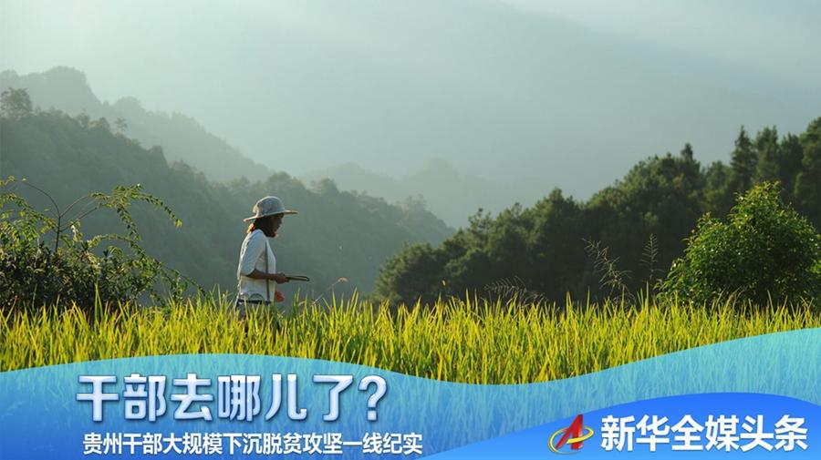 新皇冠app官网:贵州干部大规模下沉脱贫攻坚一线纪实